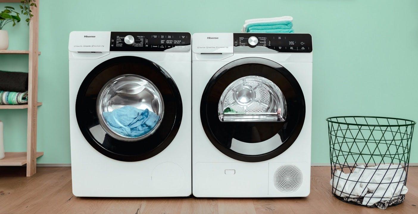 Le nuove Lavatrici e asciugatrici Advanced e Essential di Hisense promettono tanto al prezzo giusto. Si parte da 359 euro