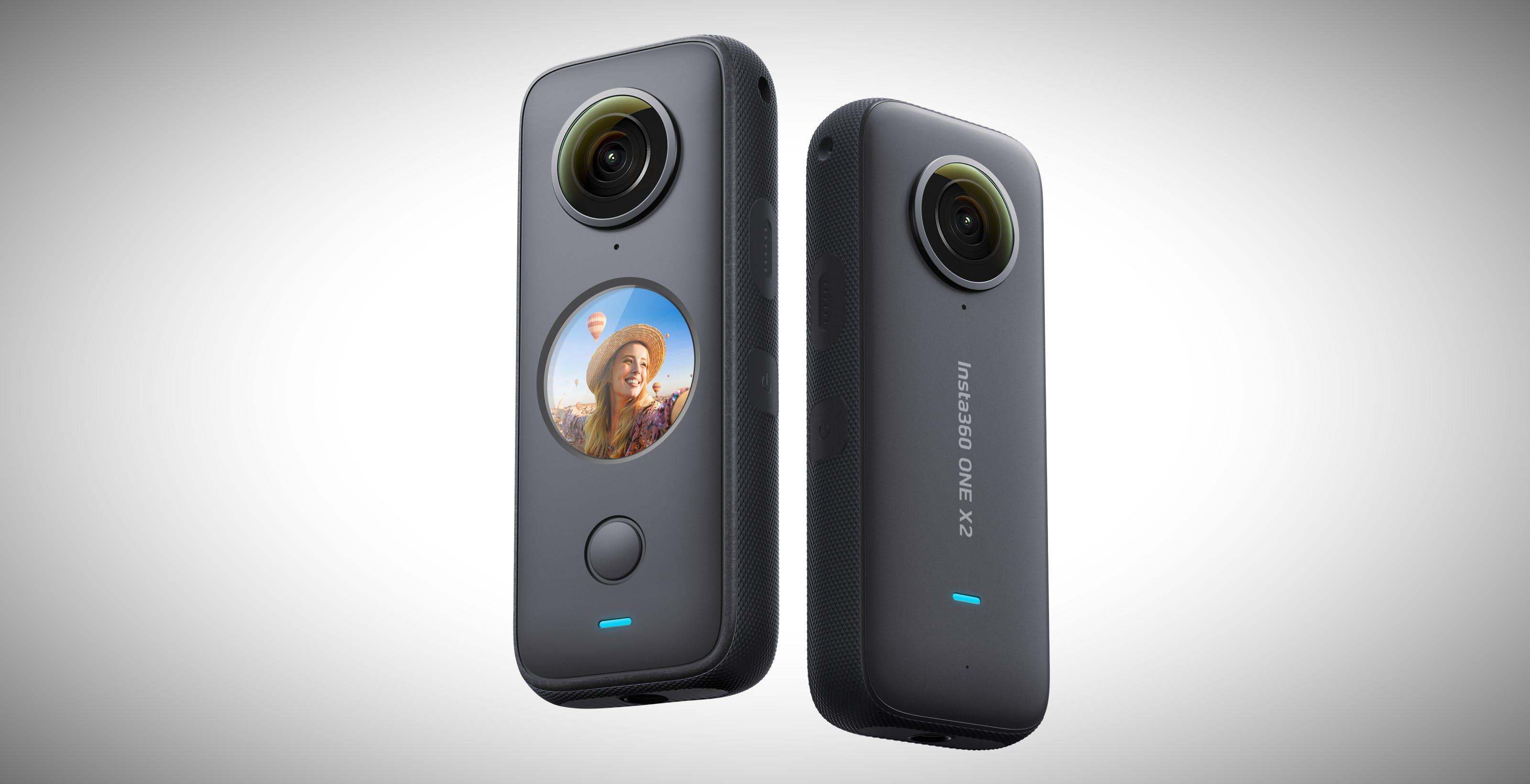 Arriva Insta360 One X2, la camera a 360 gradi ora fa anche le videoconferenze