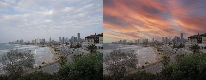 Photoshop 2021 cambia il cielo con un clic: ecco come funziona il nuovo filtro