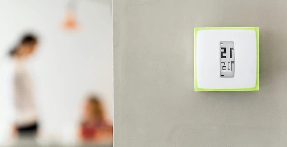 Il nuovo Termostato Modulante Intelligente di Netatmo gestisce anche l'acqua calda sanitaria