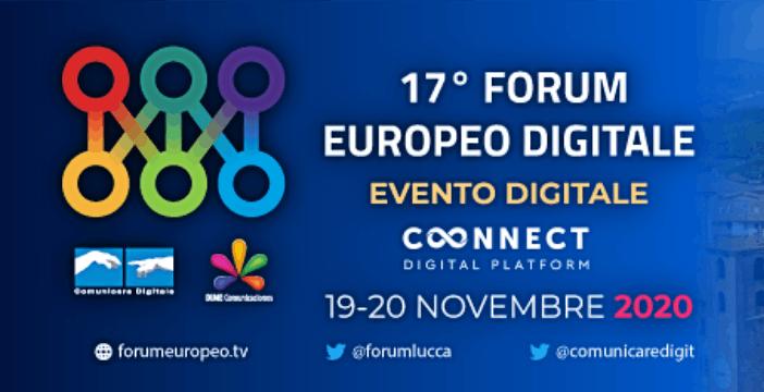 Il futuro della TV nel 17° Forum Europeo Digitale di Lucca: dallo switch-off al 4K