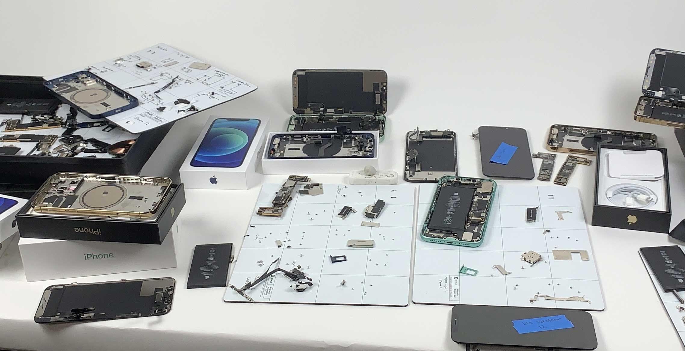 Apple scivola ancora sulle riparazioni. La fotocamera di iPhone 12 può cambiarla solo un centro autorizzato