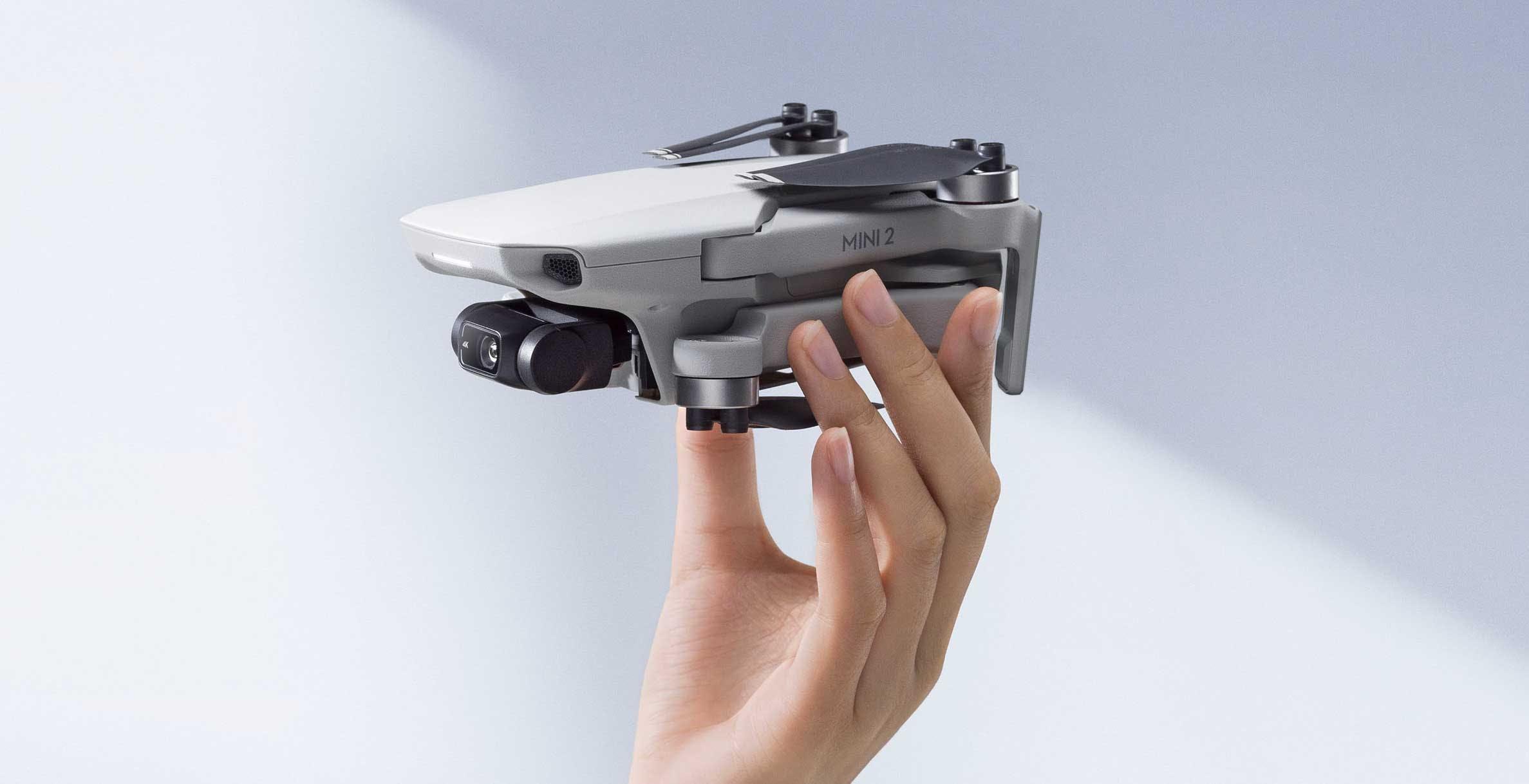 DJI Mini 2 è il drone che tutti stavano aspettando