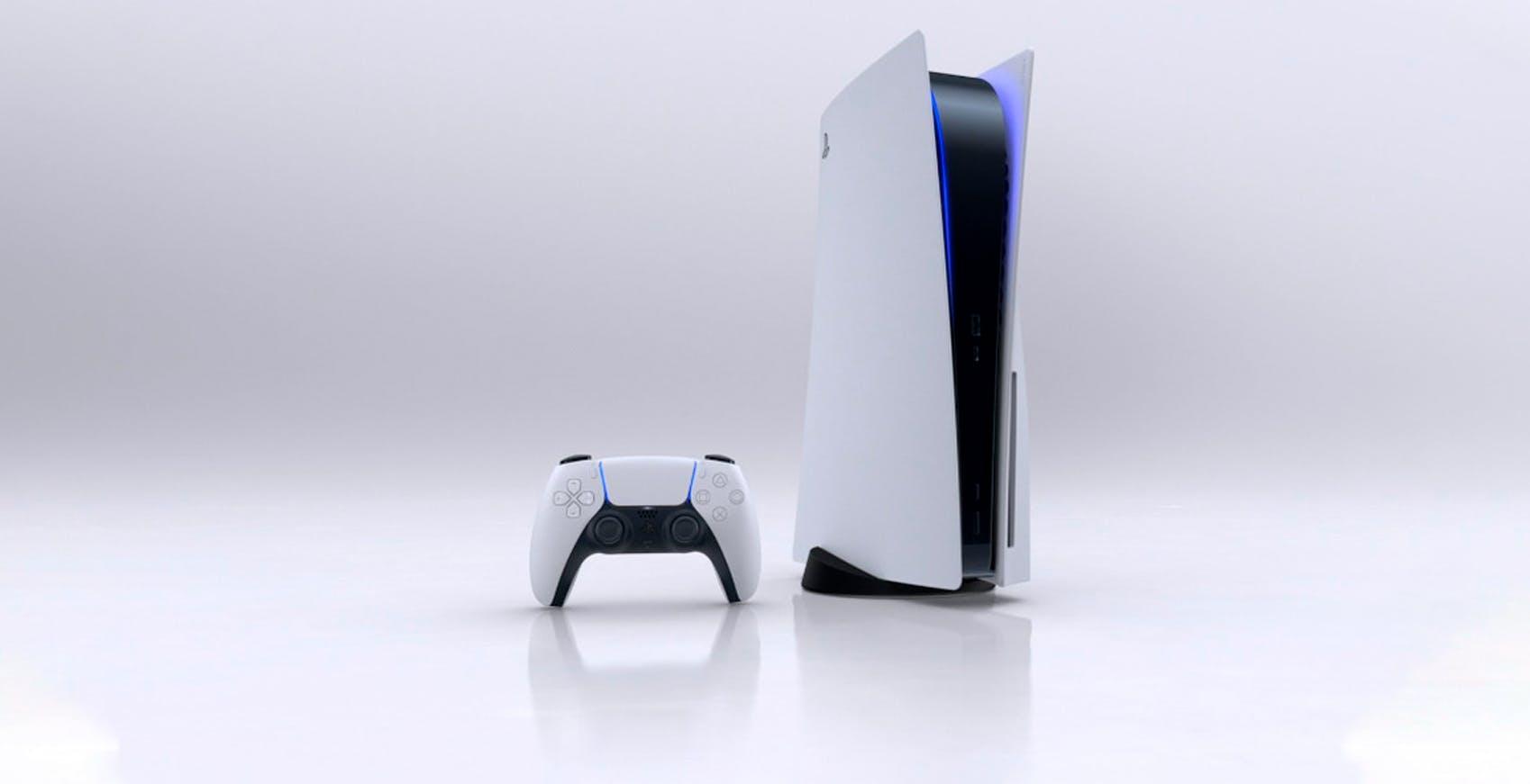 PlayStation 5: il 19 novembre si potrà acquistare solo online