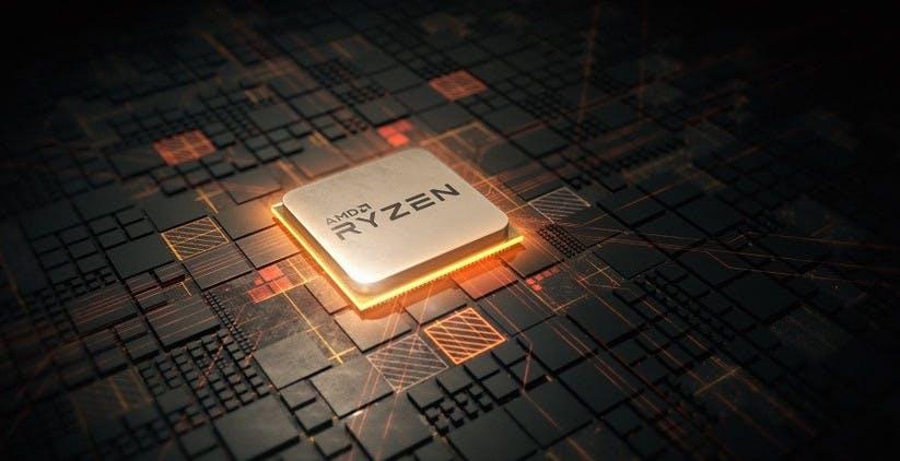 AMD non vendeva così tanto dal 2007. Da record i processori per notebook, bene anche desktop e server