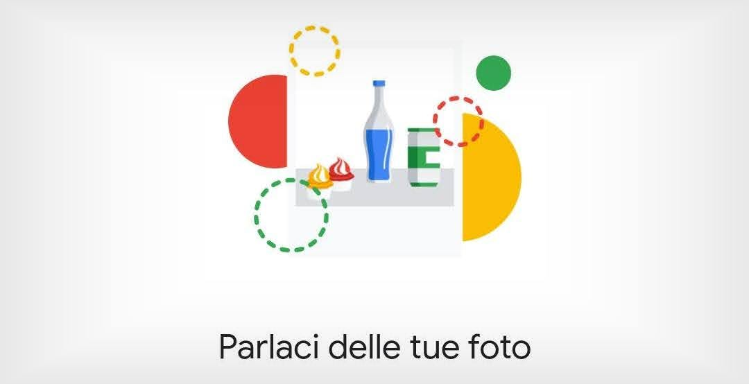 Google chiede di descrivere le tue foto per addestrare l'Intelligenza Artificiale di Google Foto