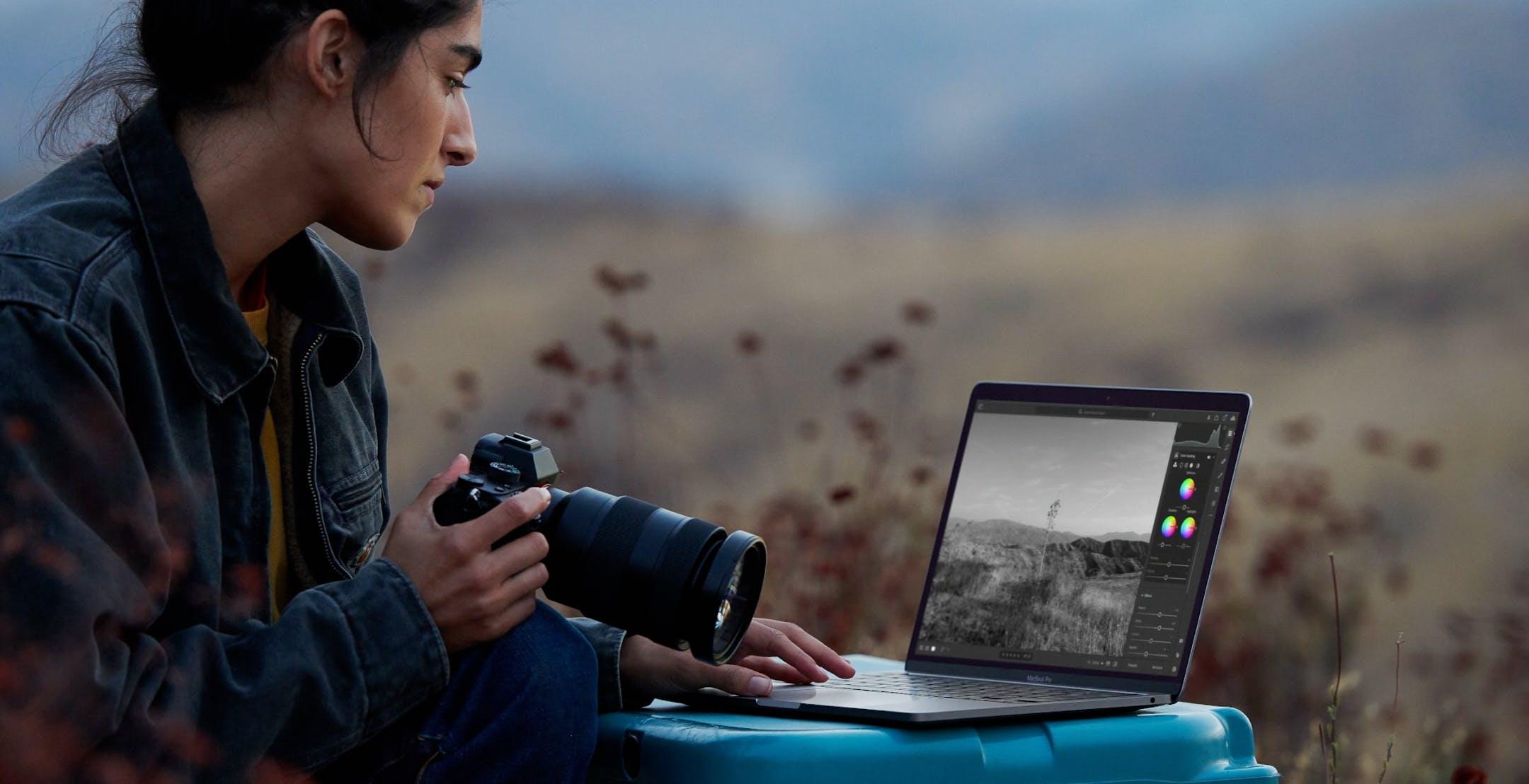 """Il processore M1 finisce anche sul nuovo MacBook Pro da 13"""". Apple: """"20 ore di autonomia e 2 volte più veloce di Intel"""""""