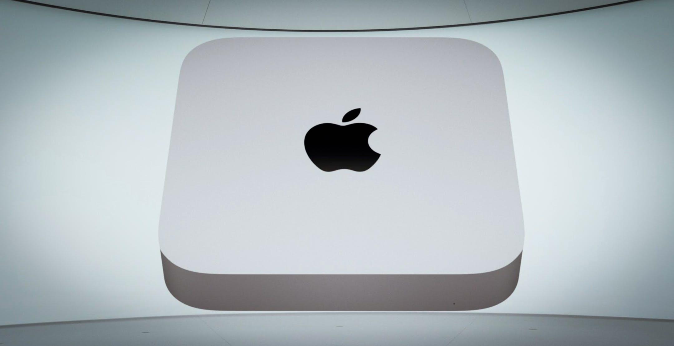 Il primo Mac desktop con M1 è il nuovo Mac mini