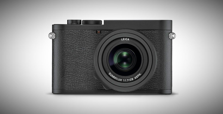 Leica Q2 Monochrom, il bianco e nero tedesco diventa anche compatto