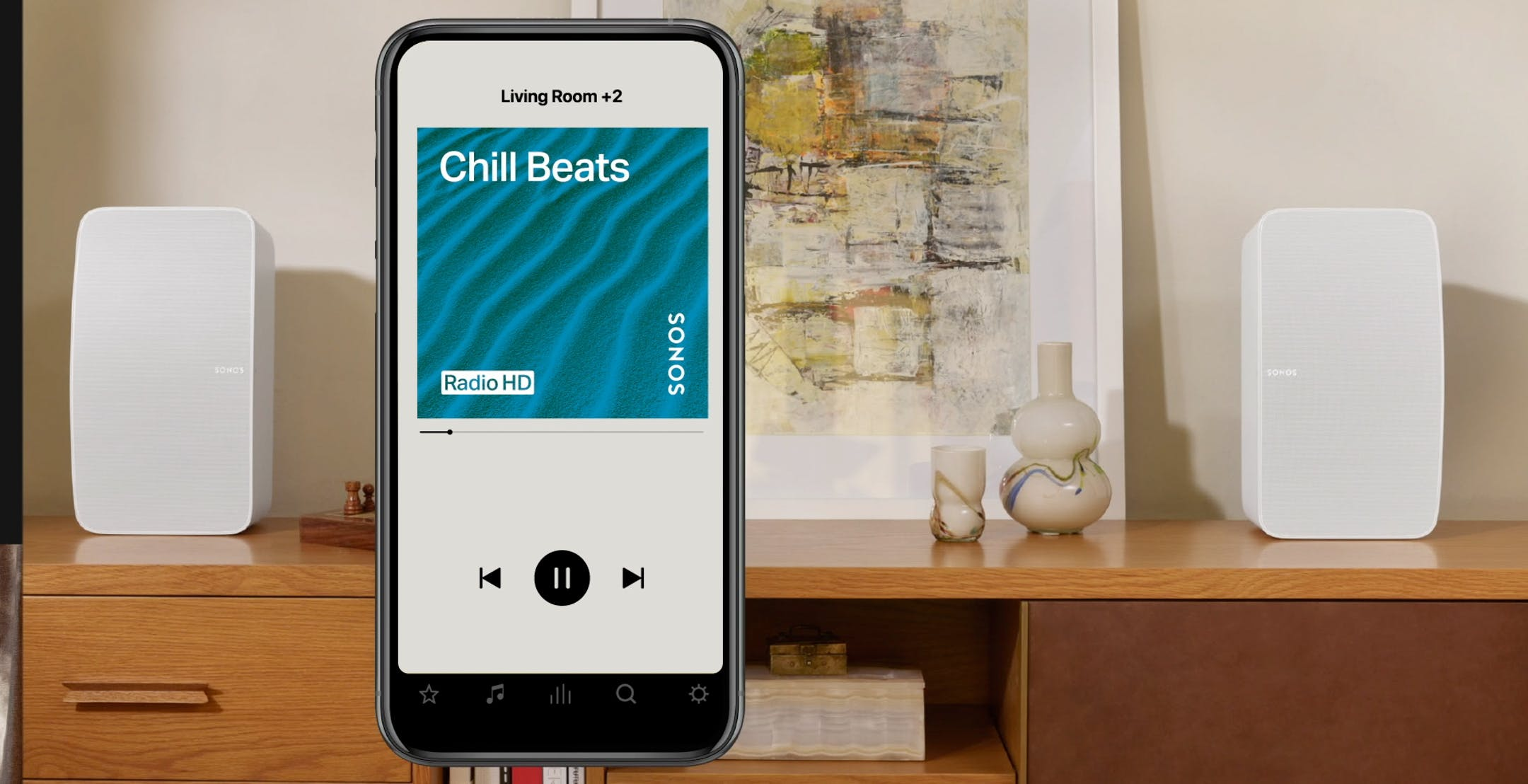 Al via in USA e UK Sonos Radio HD: musica FLAC e senza pubblicità. Ma si paga
