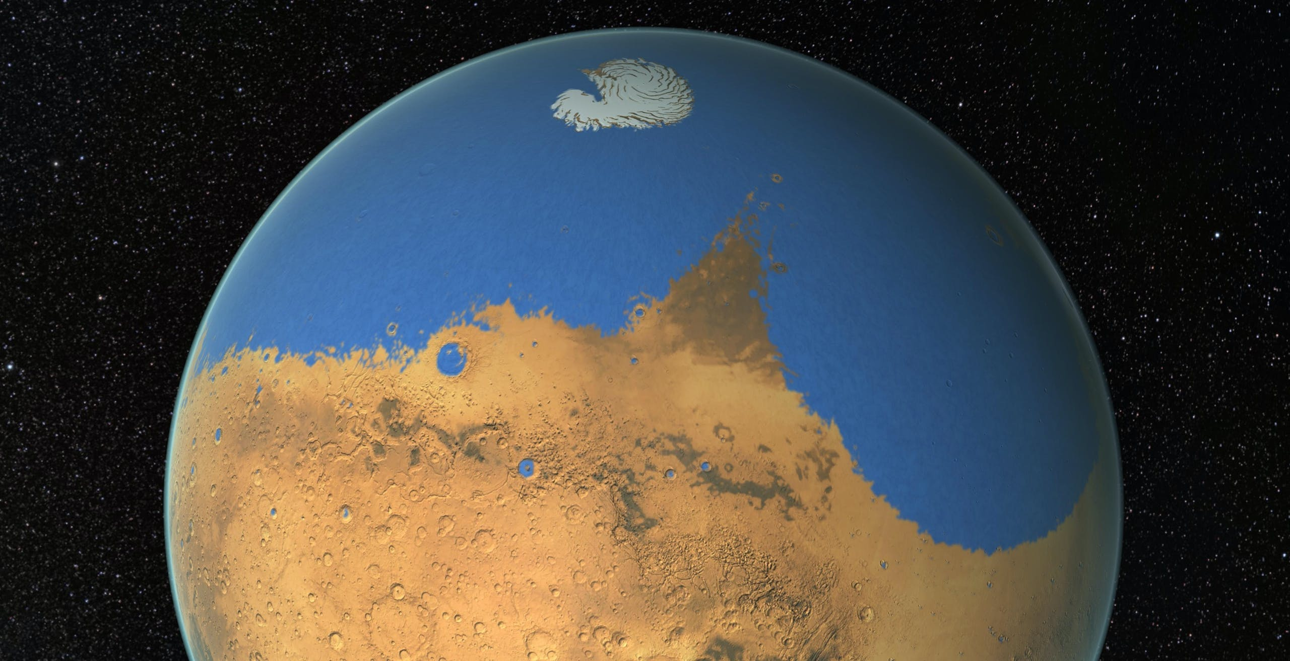 Che fine ha fatto l'acqua di Marte? MAVEN svela il mistero