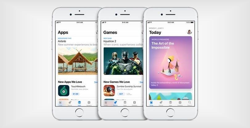 App Store cambia: commissioni al 15%, ma solo per gli sviluppatori che guadagnano meno di 1 milione di dollari all'anno