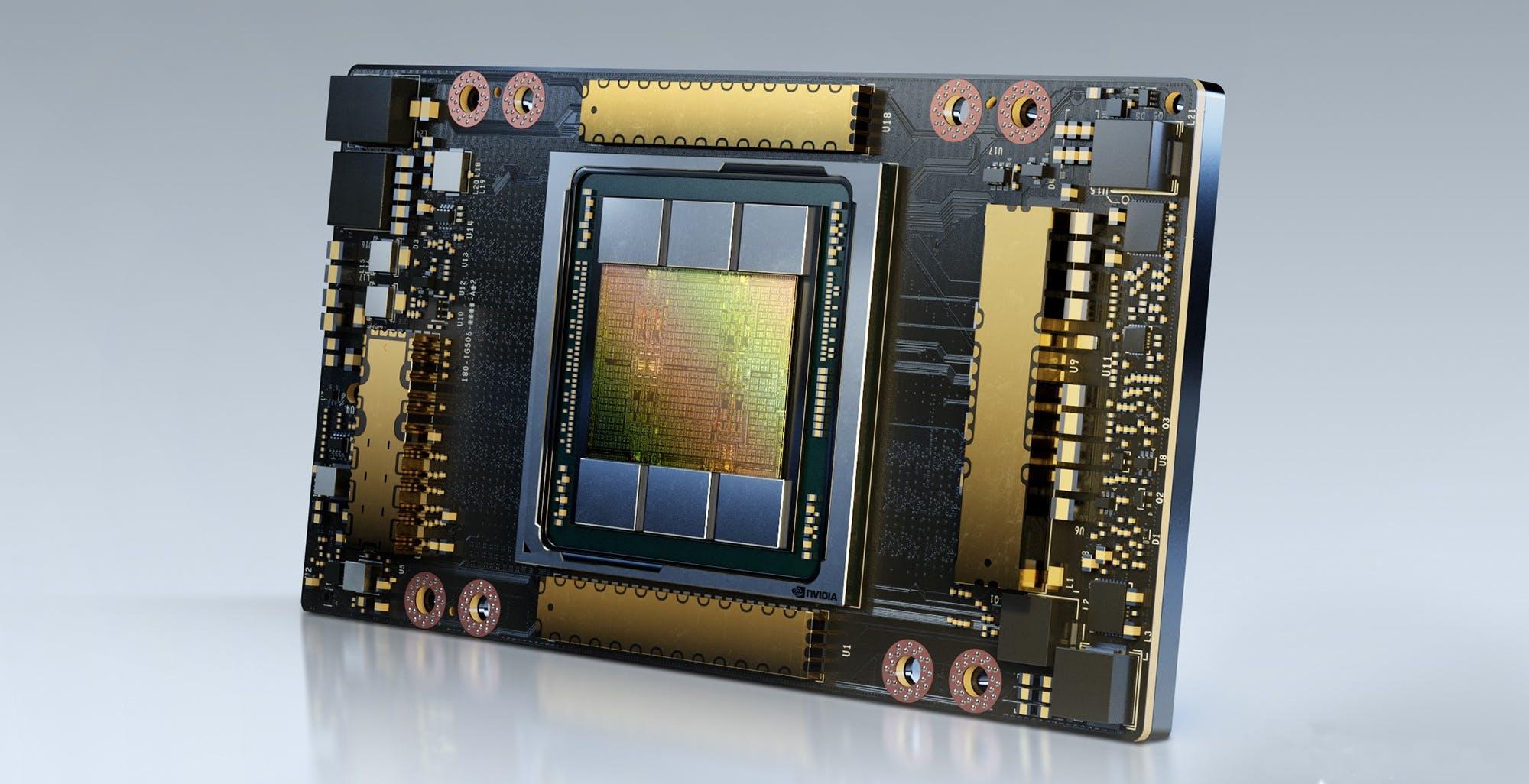Nvidia sfodera la A100 da 80 GB, la più potente GPU per i calcoli di deep learning
