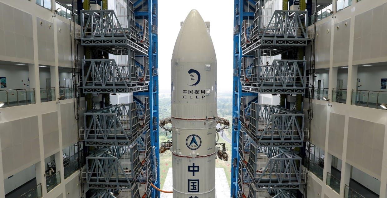 Sulla Luna e ritorno: con Chang'e-5 la Cina riporterà campioni lunari sulla Terra