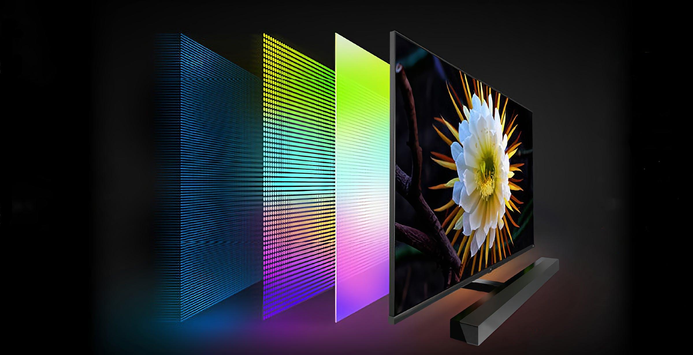 Samsung dice no ai display QD-OLED. Nel 2021 il focus sarà solo sui QLED con Mini LED
