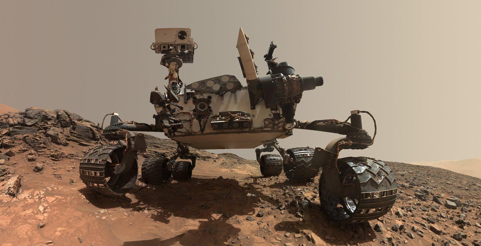 Marte venne stravolto da grandi alluvioni 4 miliardi di anni fa
