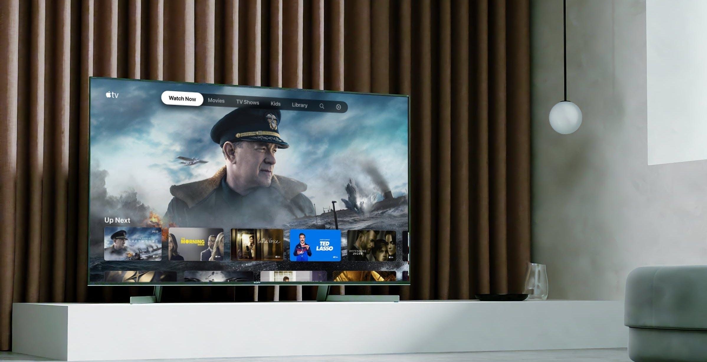 Apple TV sbarca sui televisori Android di Sony. Ecco l'aggiornamento firmware