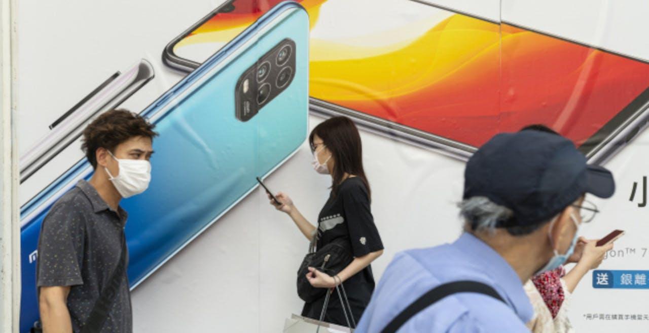 Mercato smartphone, il peggio sembra essere ormai alle spalle. E Xiaomi fa numeri da capogiro