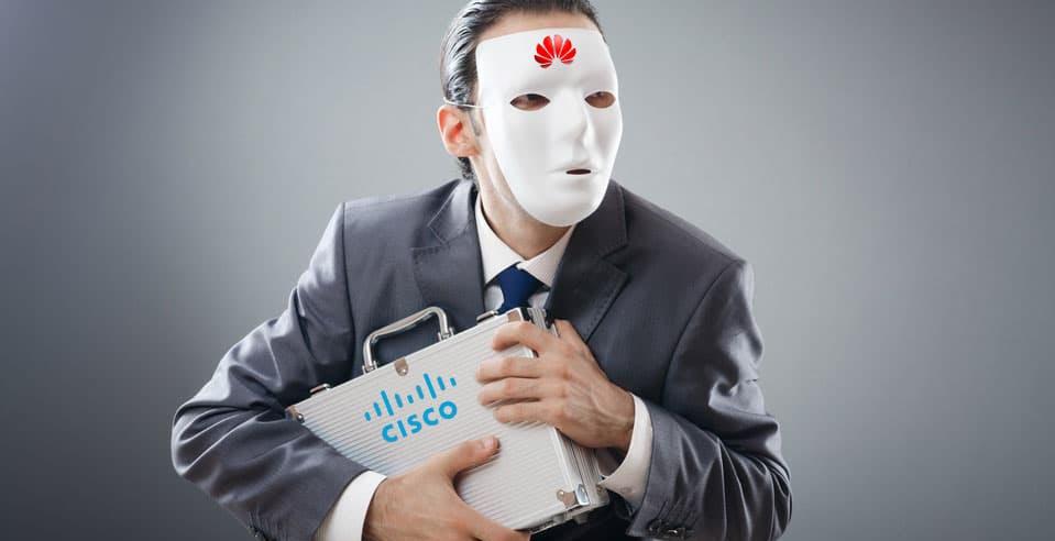 """""""Huawei ci chiese di copiare un prodotto Cisco"""". La rivelazione di un ingegnere italiano"""