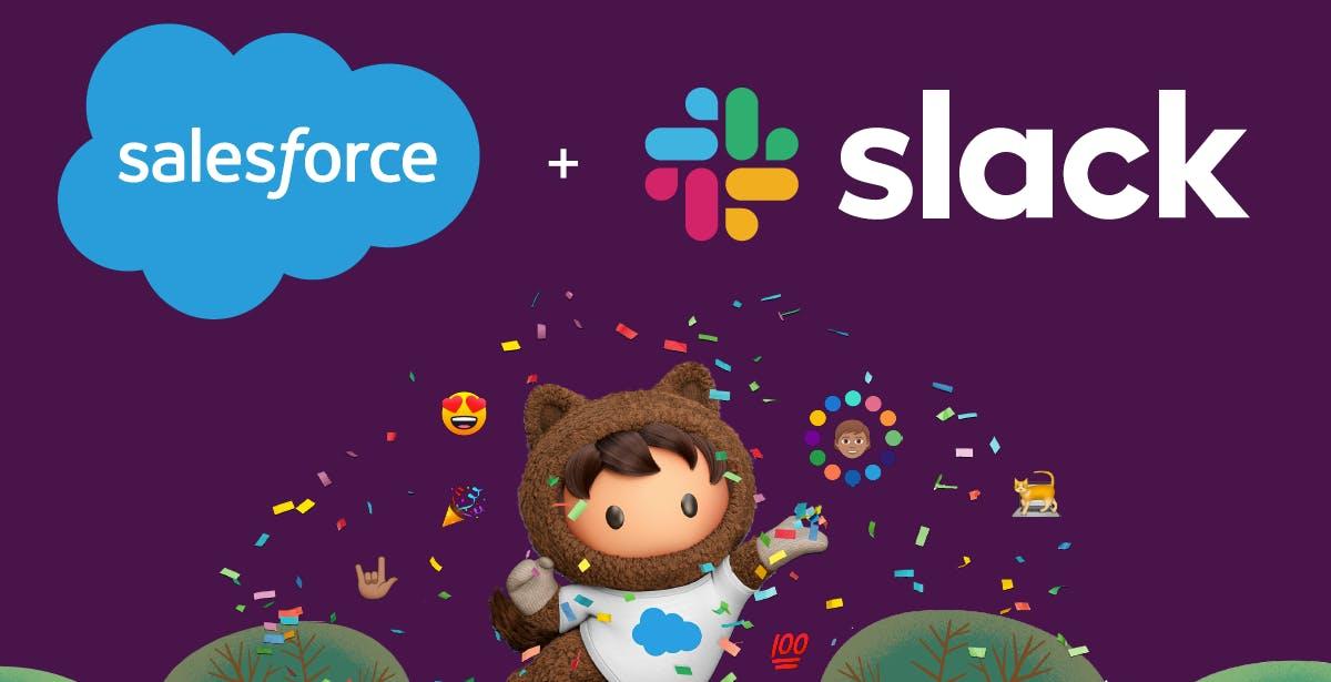 Slack è stata acquisita da Salesforce per l'incredibile cifra di 27,7 miliardi di dollari