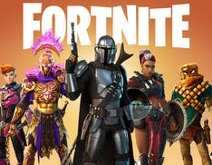 The Mandalorian e Baby Yoda arrivano su Fortnite
