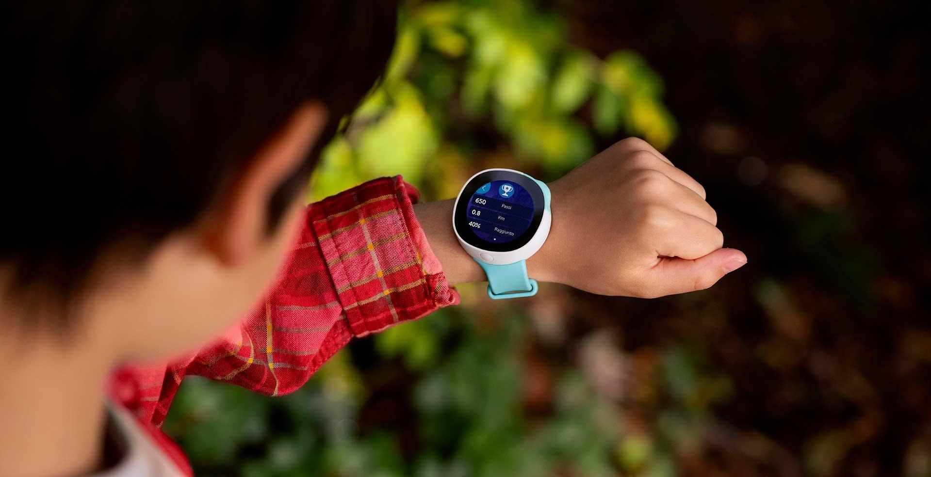 Questo è Vodafone Neo, lo smartwatch per bambini con i personaggi Disney