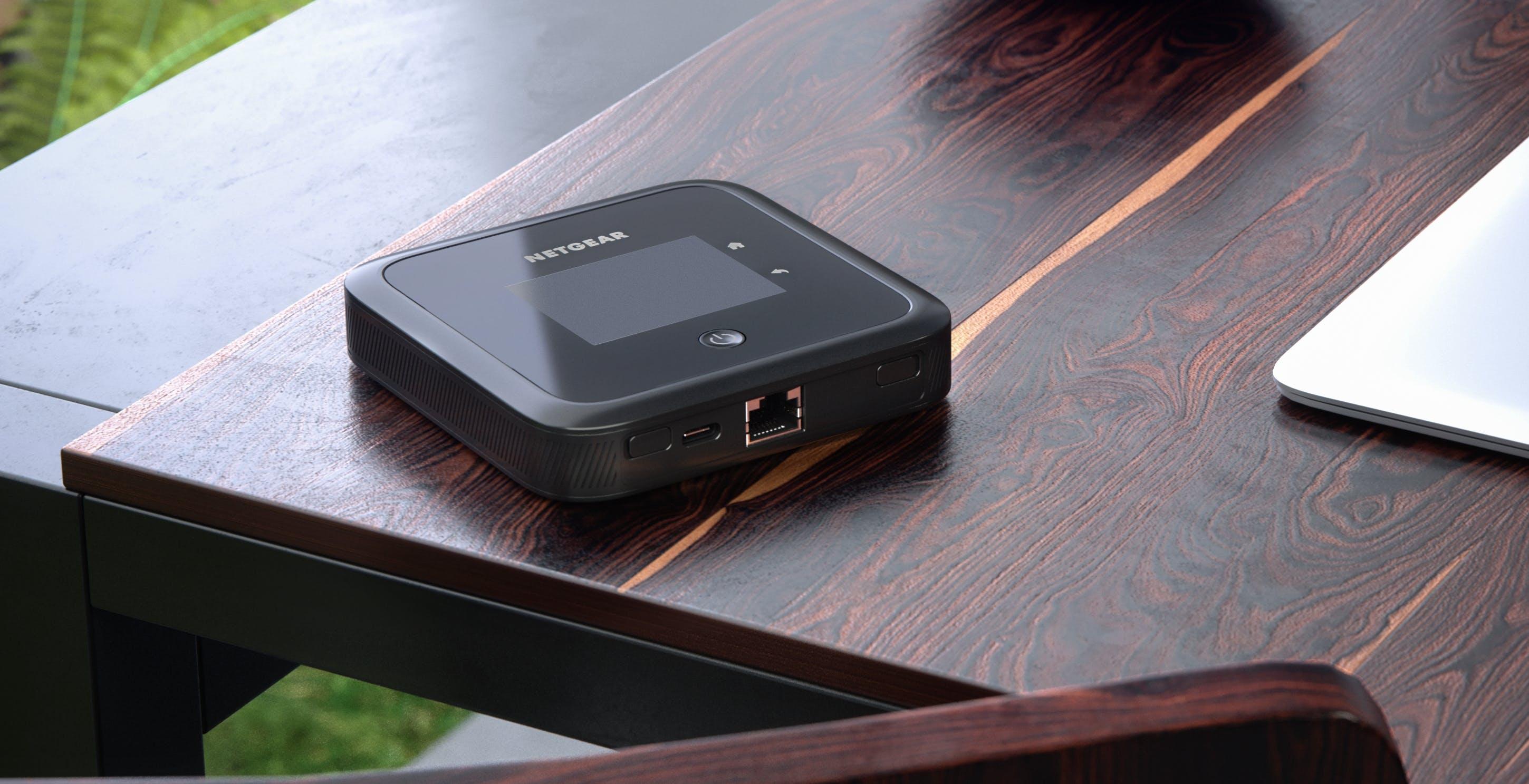 5G e WiFi 6 per il router portatile Nighyhawk M5 di Netgear, ora disponibile