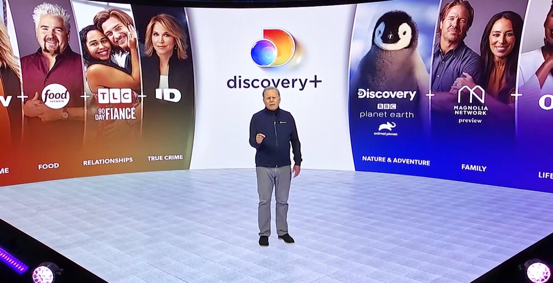 Nel 2021 arriva Discovery+, il nuovo servizio di streaming globale di Discovery