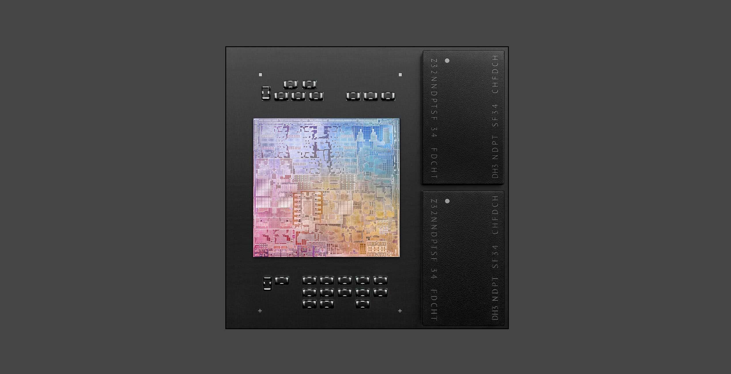 Apple Silicon, nel 2021 CPU a 32 core e GPU a 128 core. AMD prepara la contromossa, ARM e Radeon insieme