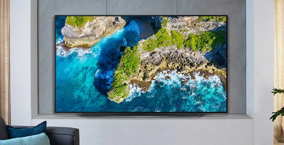 Successo dei TV OLED da 65 pollici: vendono di più dei modelli da 55''