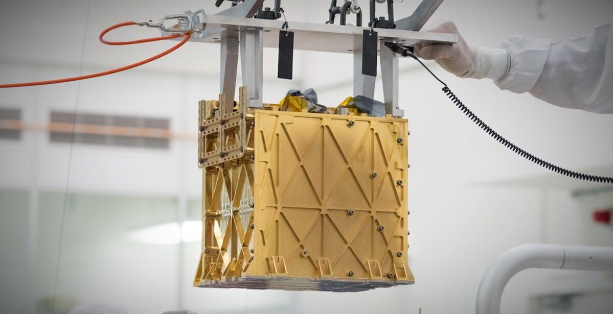 Creare ossigeno su Marte. La sfida della NASA per agevolare le missioni marziane