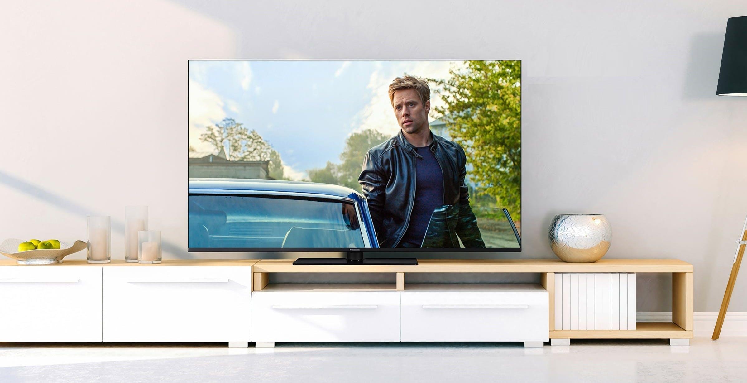 La gamma di televisori LCD Panasonic con Android TV sbarca in Europa