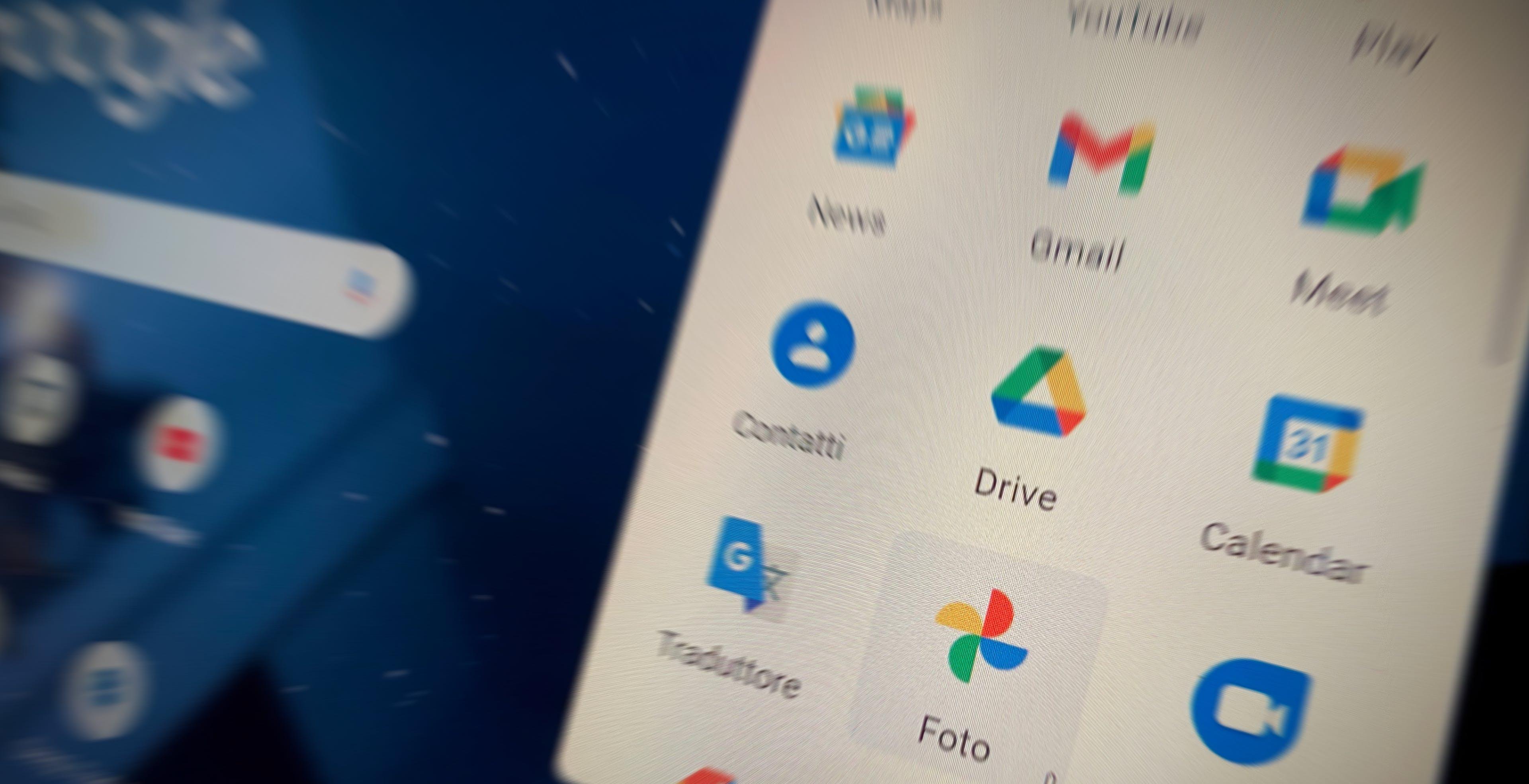 Google cambia politica: cancellati i contenuti di Gmail, Drive e Foto di chi resta inattivo per 2 anni