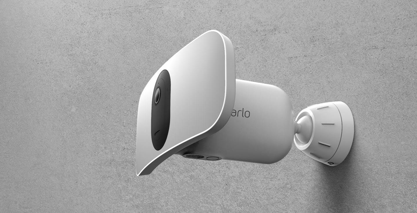 Le nuove videocamere di sorveglianza di Arlo vedono bene anche di notte