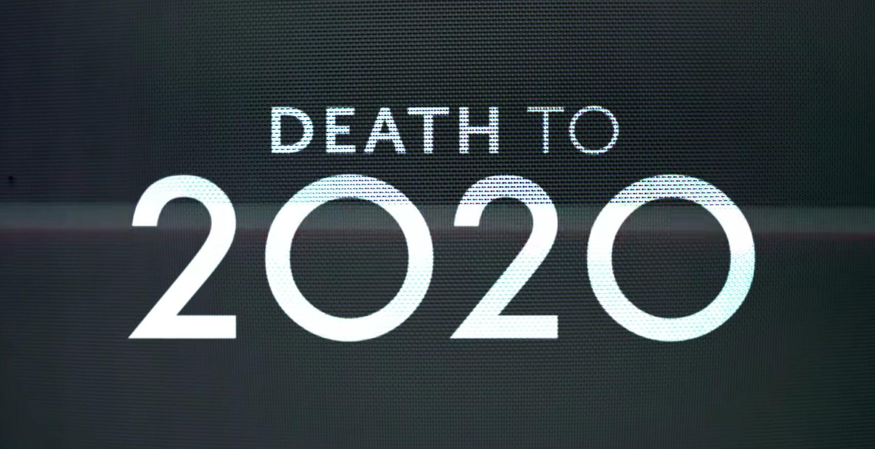 Death to 2020, il trailer dell'ironico documentario che saluta il 2020 dai creatori di Black Mirror