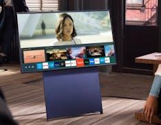 Samsung Sero in prova: il TV con lo schermo che ruota è davvero il futuro?