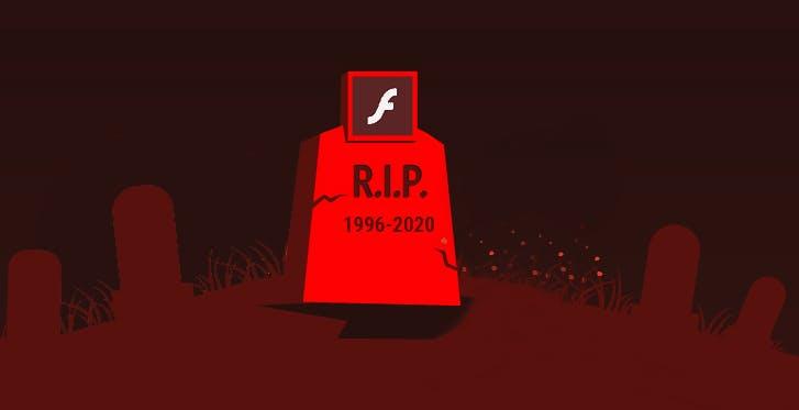 Il 31 dicembre 2020 Adobe Flash muore. Perché siamo arrivati alla sua fine e cosa succederà ai browser