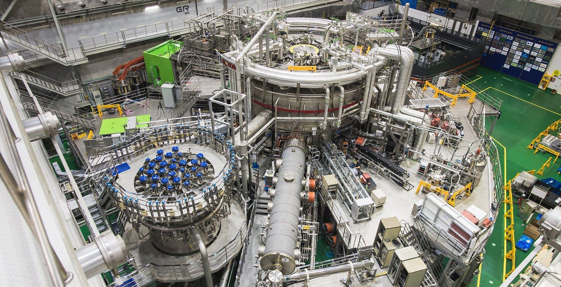 Nuovo record verso la fusione nucleare: 20 secondi a 100 milioni di gradi