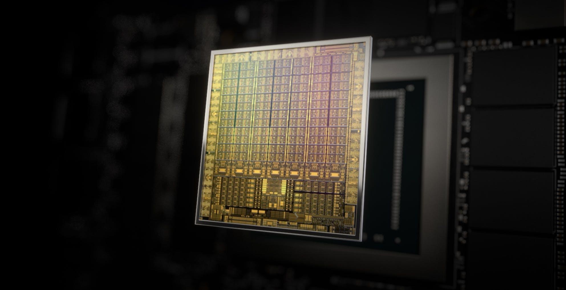 """La prossima architettura Lovelace di Nvidia avrà fino a oltre 18000 """"core"""""""
