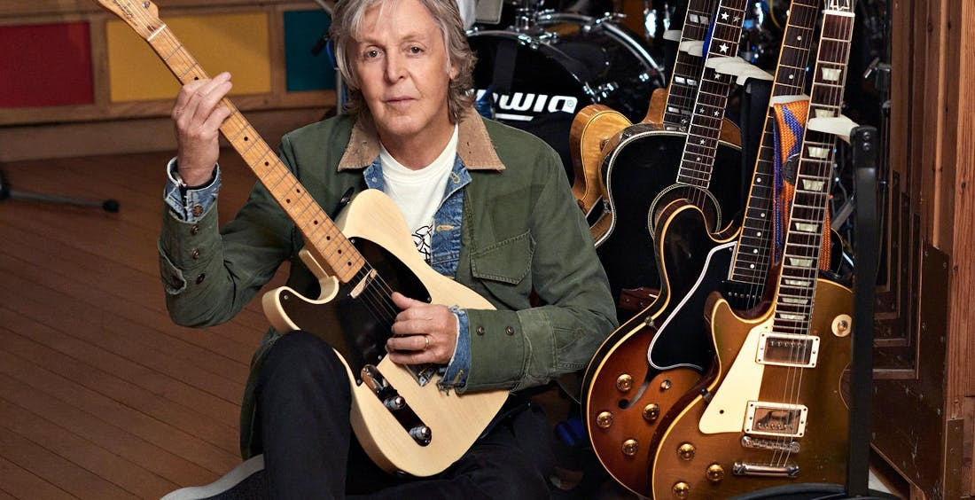 Grazie a Paul McCartney il vinile negli USA supera il CD anche nelle vendite fisiche