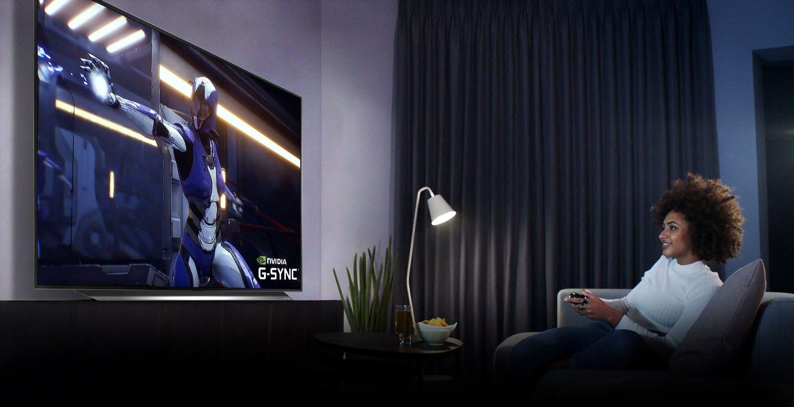 Con un aggiornamento, LG ha limitato la luminosità dei suoi OLED in modalità gioco