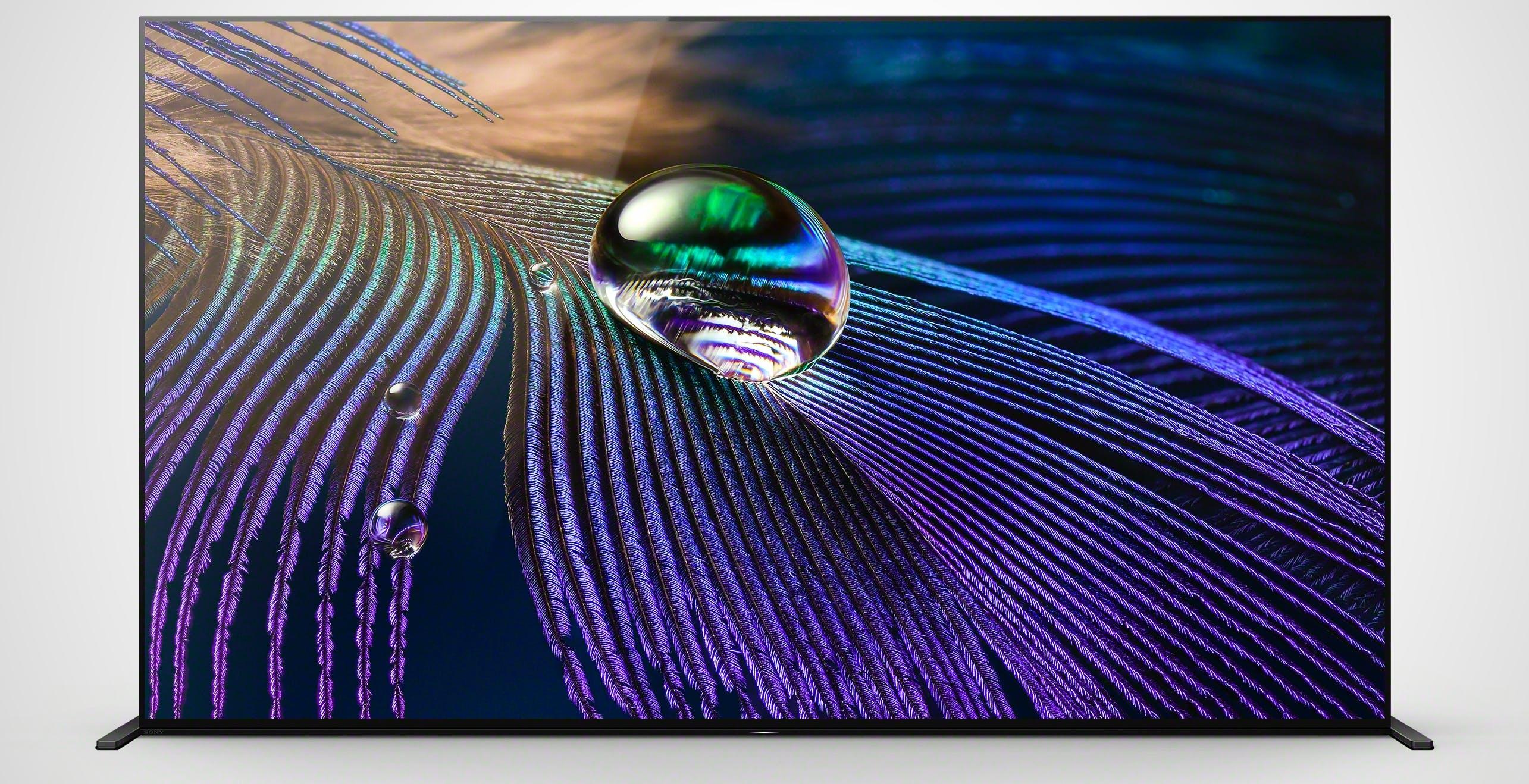Con la serie A90J Sony introduce il top di gamma OLED ad alta luminosità