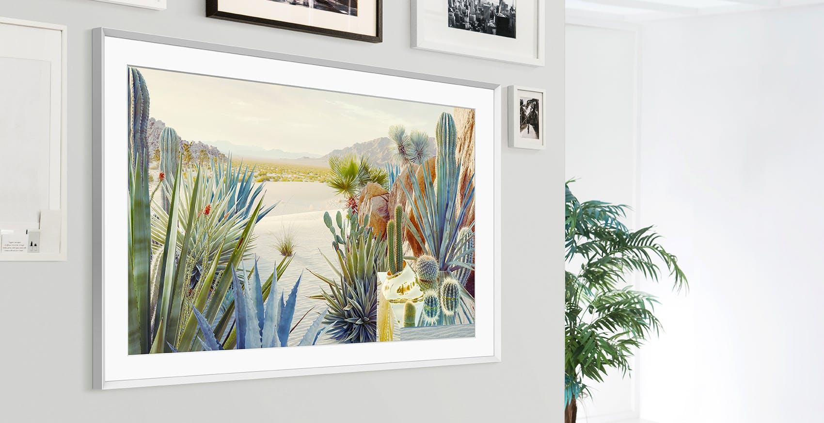 Samsung The Frame, la nuova versione del TV quadro è molto più sottile del modello attuale