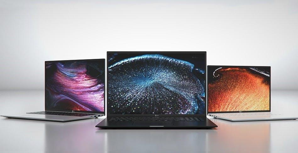 LG rinnova i notebook gram: presentati cinque nuovi modelli al CES 2021