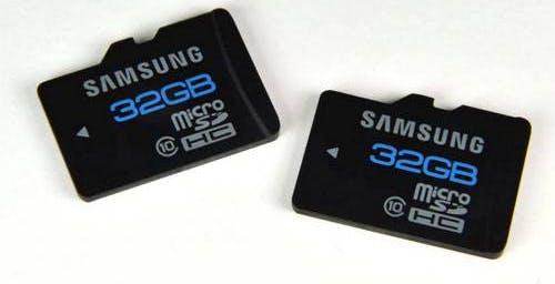 Nuove MicroSD Samsung: una scheggia