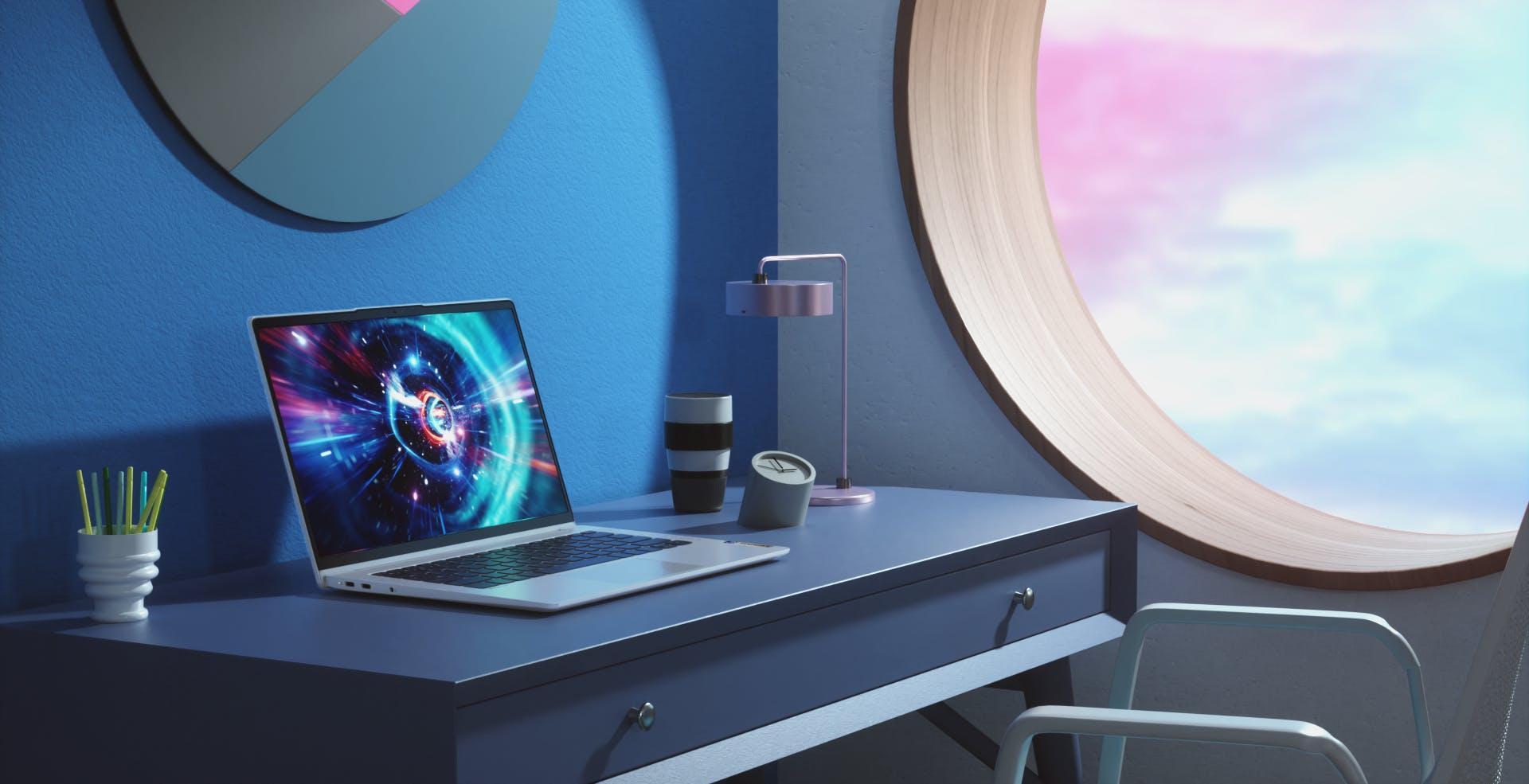 Il nuovo PC all in one di Lenovo ha uno schermo ruotabile
