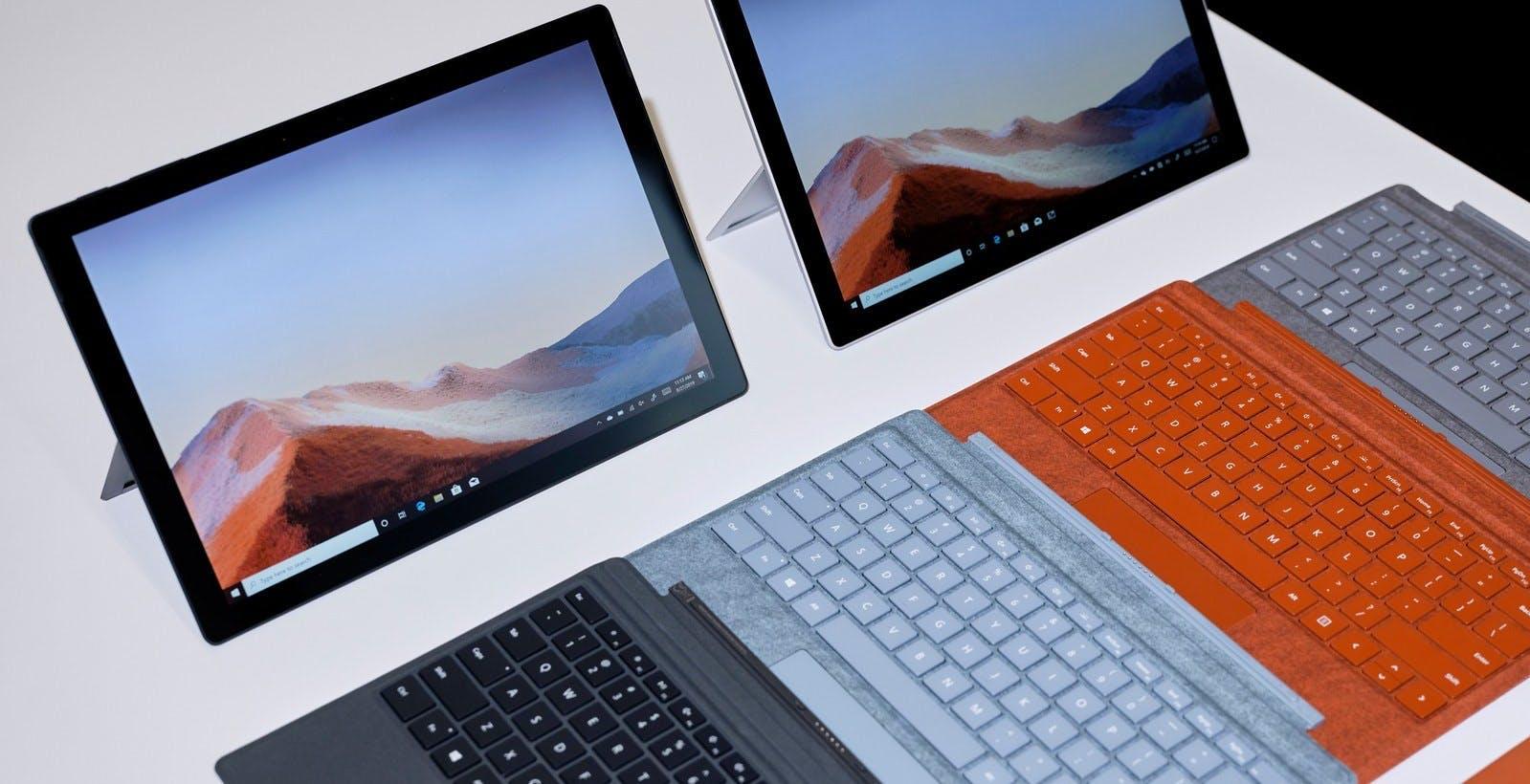 I saldi Microsoft: fino al 27% di sconto su portatili e accessori. Tre mesi di Game Pass a 1 euro