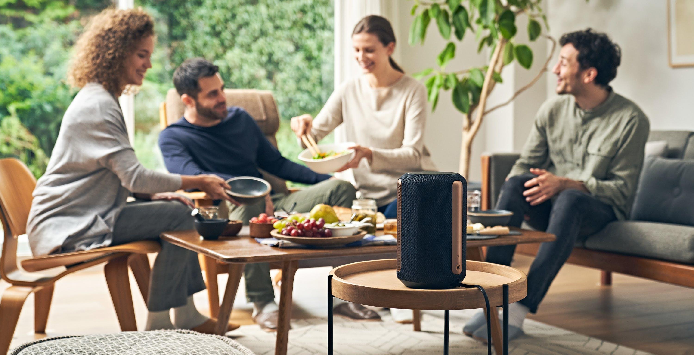 Sony amplia l'ecosistema 360 Reality Audio: presentati i due nuovi SRS-RA5000 e SRS-RA3000