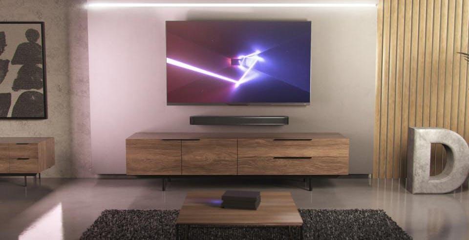 JBL Bar 5.0, il diffusore per il TV con tecnologia MultiBeam