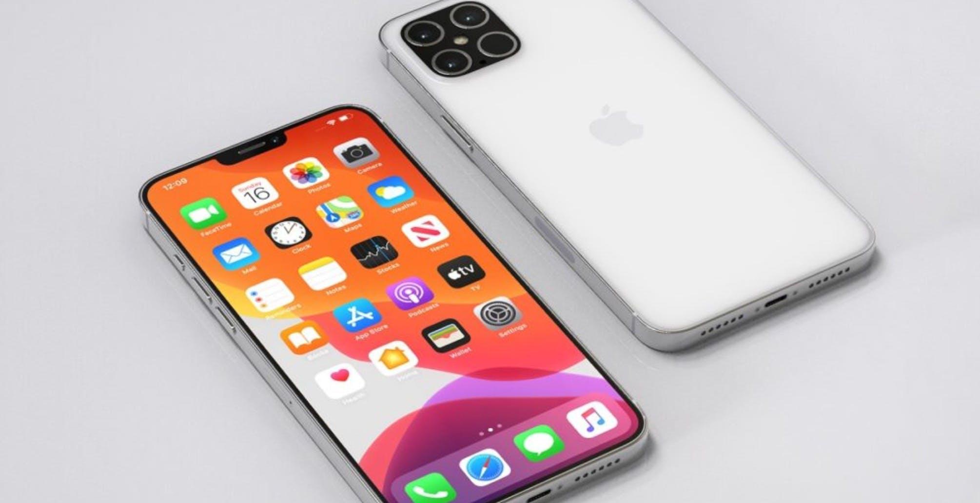 iPhone 13: più spesso ma con una tacca più piccola. Lancio atteso per settembre